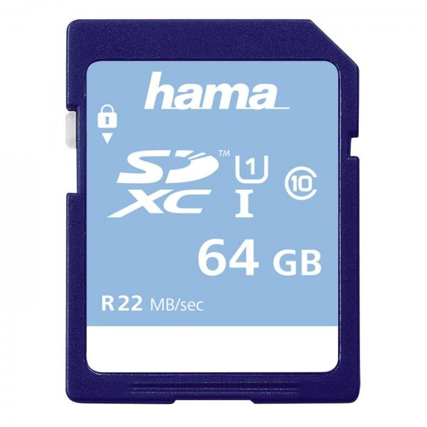 Hama SDXC 64 GB Class 10