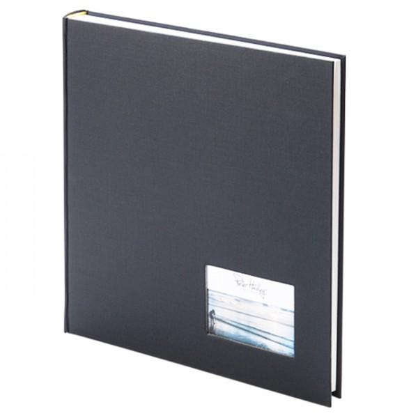 Peter Hadley Maxialbum 30x31cm, schwarz