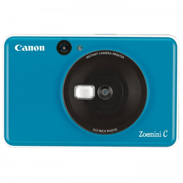 Canon Zoemini C, blau 2-in-1 Sofortbild-Kamera