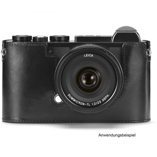 Leica Protektor CL Leder, schwarz