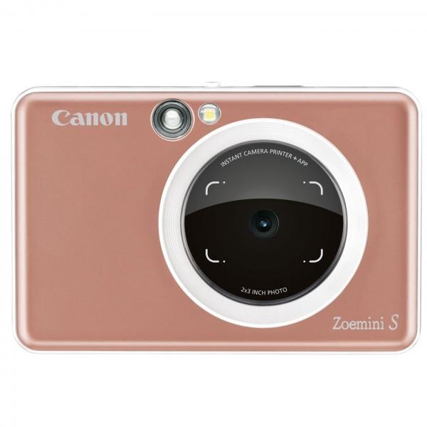 Canon Zoemini S, rose 2-in-1 Sofortbild-Kamera