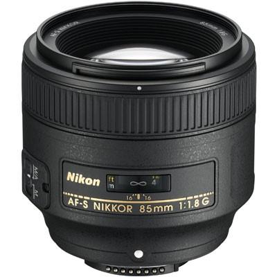 Nikon AF-S NIKKOR 1,8/85mm G