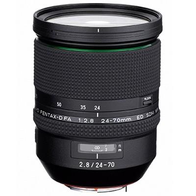Pentax HD FA 2,8/24-70mm ED SDM WR