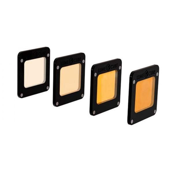 Lume Cube Filterset CTO 4er Pack für Lighthouse