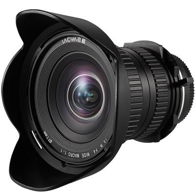 LAOWA 15mm f/4 Macro 1:1 Shift für Sony E