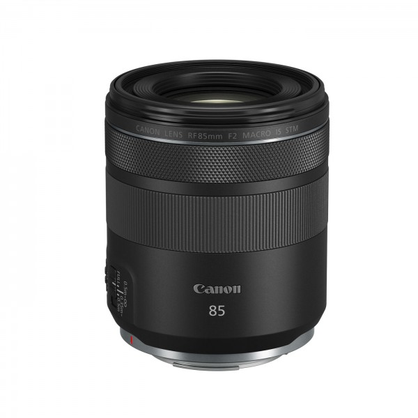 Canon RF 2/85mm Macro IS STM