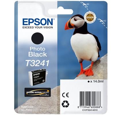 Epson Tinte T3241 photo black