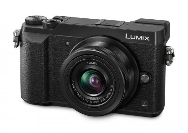 Panasonic Lumix DMC-GX80 +12-32 mm Mega-OIS schwar
