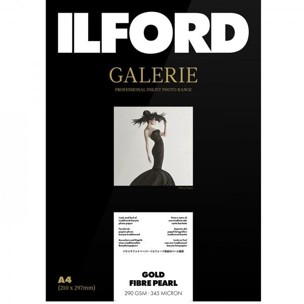 Ilford Galerie Gold Fibre Pearl 290g 10x15 50Bl.