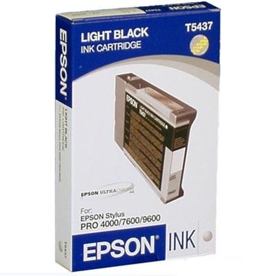 Epson Tinte (T543700) grau für Pro 4000, 9600
