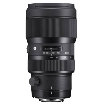 """Sigma 1,8/50-100mm DC HSM """"Art"""" für Canon"""