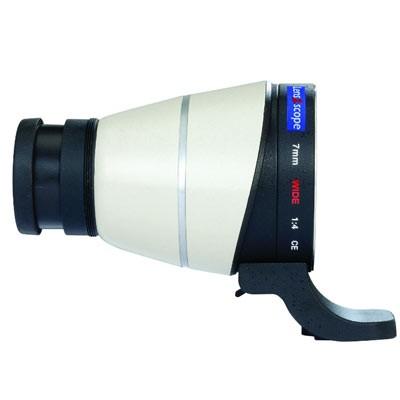Lens2scope 7mm Canon EOS, Geradeinsicht, weiß