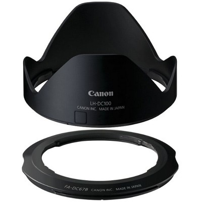 Canon Streulichtblende/Filteradapter LH-DC100
