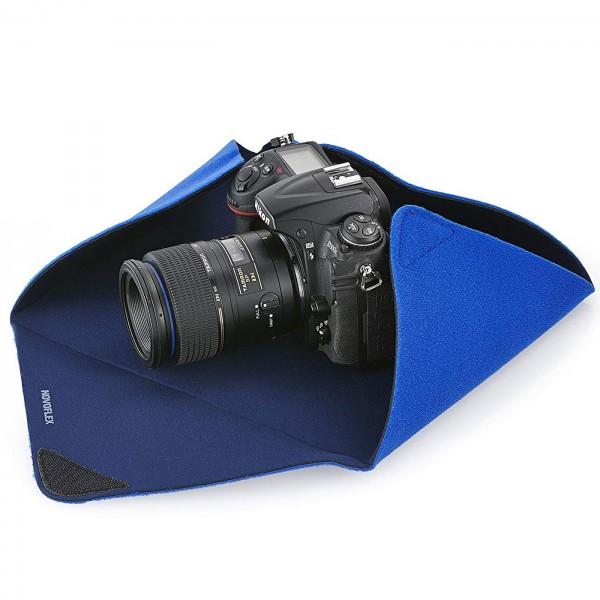 Novoflex Einschlagtuch Blue-Wrap M 28x28cm