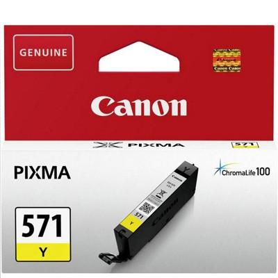 Canon Tinte CLI-571 Y gelb