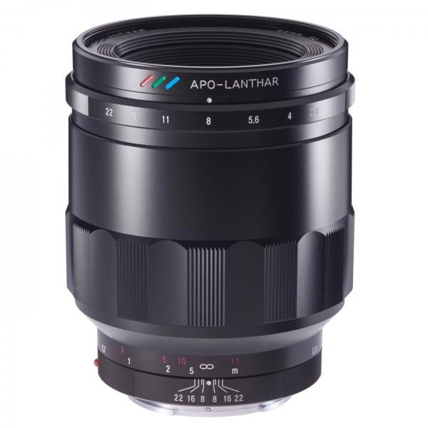 Voigtländer Macro APO-Lanthar 2/65 mm für Sony E