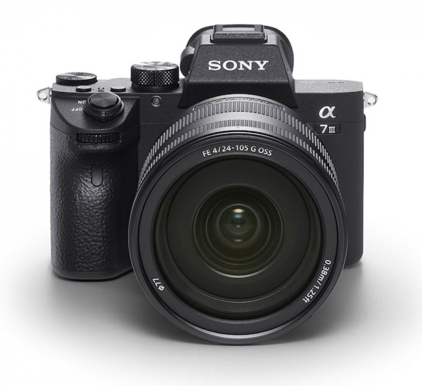 Sony alpha 7 III Set + SEL FE 24-105mm OSS