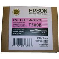 Epson Tinte (T580B) vivid lightmagenta f. 3880