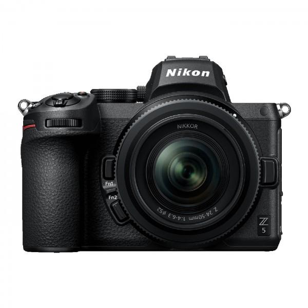 Nikon Z5 Set + 4-6,3/24-50mm