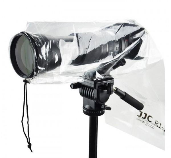 JJC RI-5 Regenschutzhülle Einweg, 2 Stück