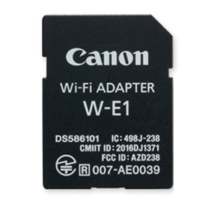 Canon WLAN-Adapter W-E1
