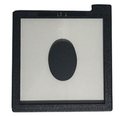 Cromatek Maske oval Spot klar LS2