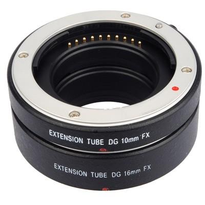 B.I.G. Auto-Zwischenring-Set Fuji X 10+16mm