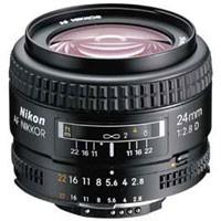 Nikon AF NIKKOR 2,8/24 D