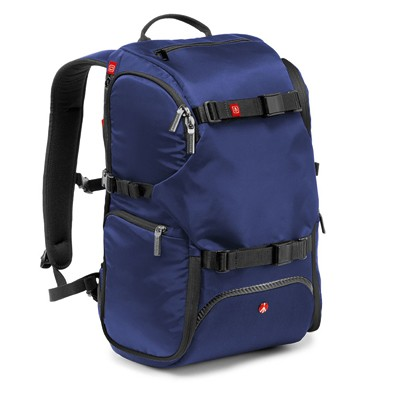 Manfrotto Advanced MB MA-BP-TRV Reiserucksack blau