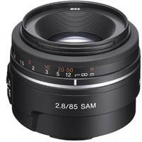 Sony Objektiv SAL 2,8/85mm SAM