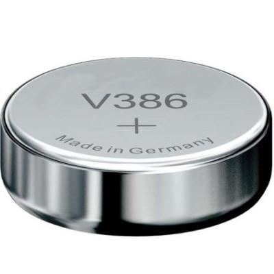 Batterie Silberoxid V386 / SR43 1,55 V