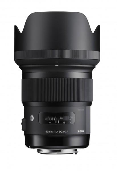 Sigma EX 1,4/50mm DG HSM [Art] für Sony E
