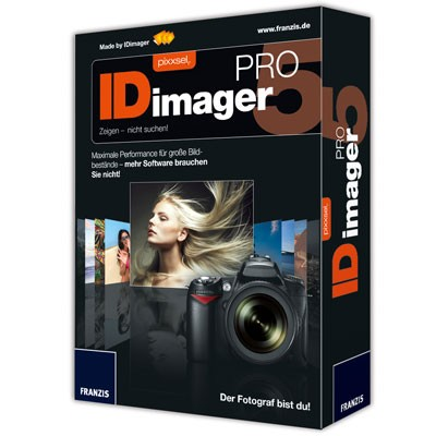 Franzis iDimager 5 Pro