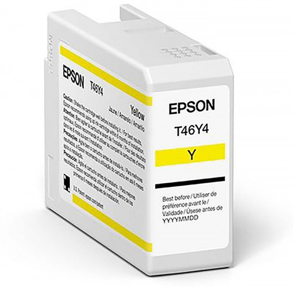 Epson Tinte T47A4 yellow