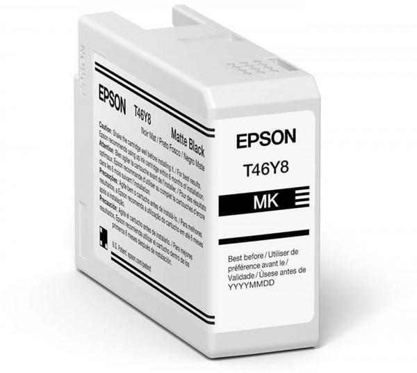 Epson Tinte T47A8 matte black
