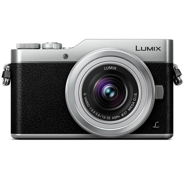 Panasonic Lumix GX800 Set + 12-32mm schwarz/silber