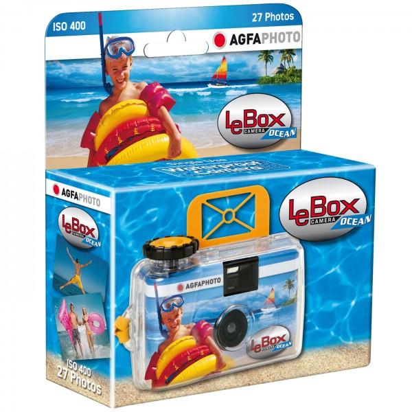 Agfa Le Box Ocean - wasserdichte Einwegkamera