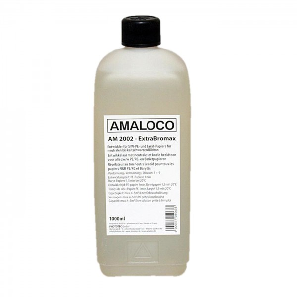 AMALOCO AM 2002 SW-NeutraltonPapierentwickl.1000ml