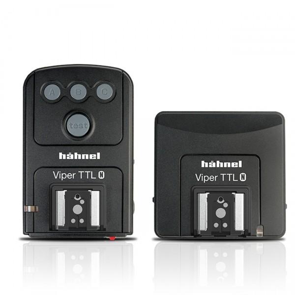 Hähnel Viper TTL Blitzauslösesystem für Nikon