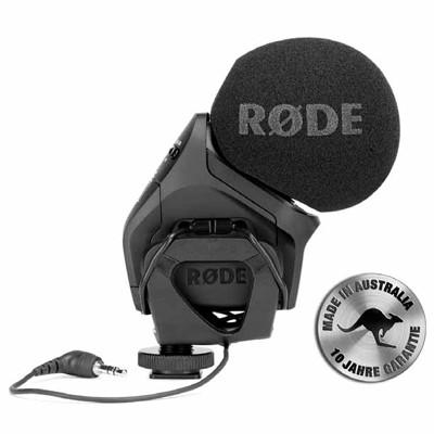 Rode Mikrofon Rode Stereo VideoMicPro Rycote