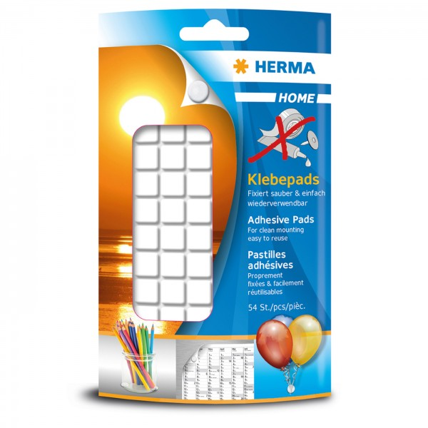 Herma Klebe-Pads 54 Stück