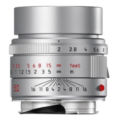 Leica APO-Summicron-M 2/50mm ASPH, silber
