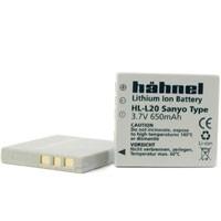 Hähnel Akku HL-L20 für Sanyo XACTI EG/E7