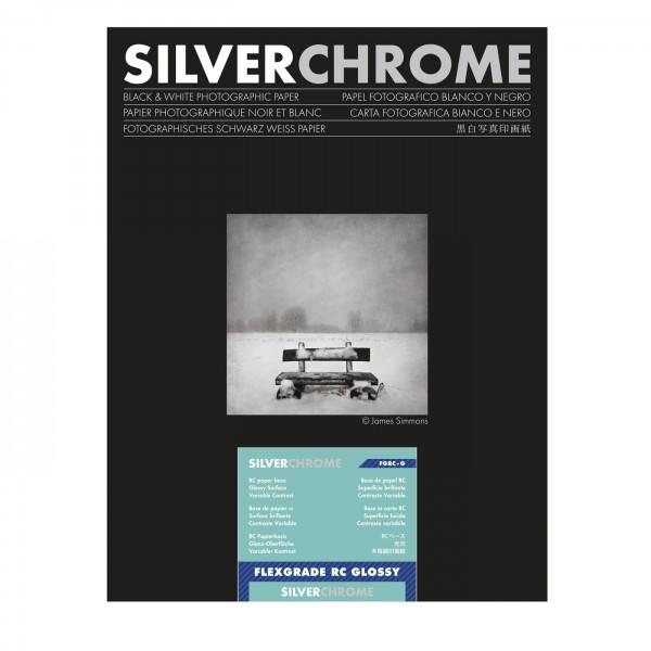 Silverchrome Flexgrade 25Bl. 13x18 glossy FGRC-G