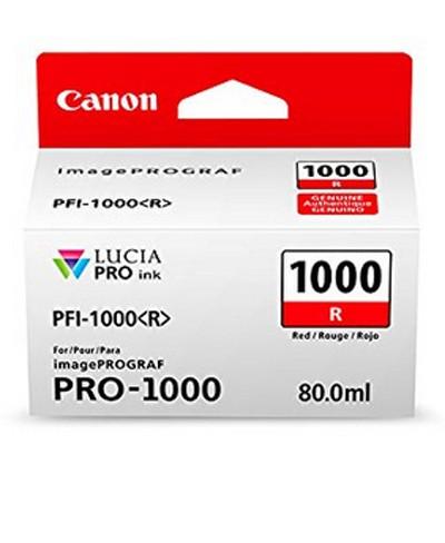 Canon PFI-1000R rot