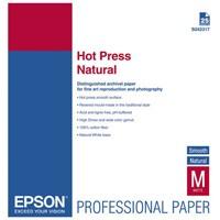 Epson Hot Press Natural 325g., 25 Bl., A3+