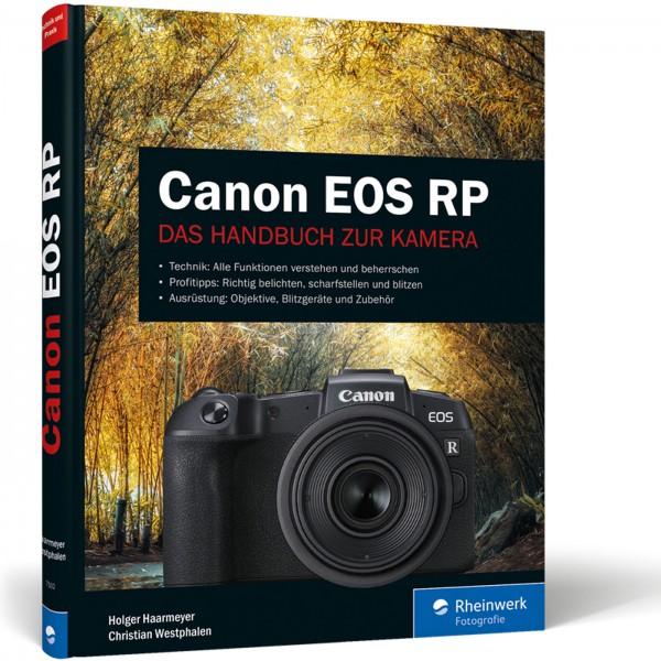 Buch: Canon EOS RP Das Handbuch zur Kamera