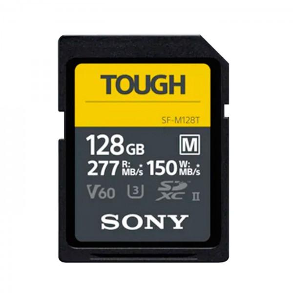 Sony SDXC SF-M Tough Class 10 UHS-II U3 128 GB