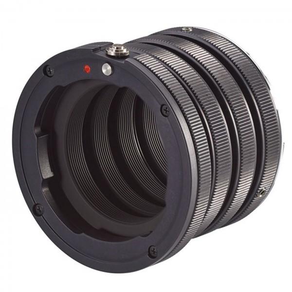 Novoflex Adapter und Zwischenringsatz Leica M