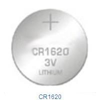 Batterie CR1620 (D=16mm,H=2mm) 3V